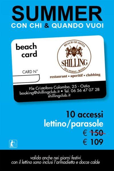 shilling-summer card
